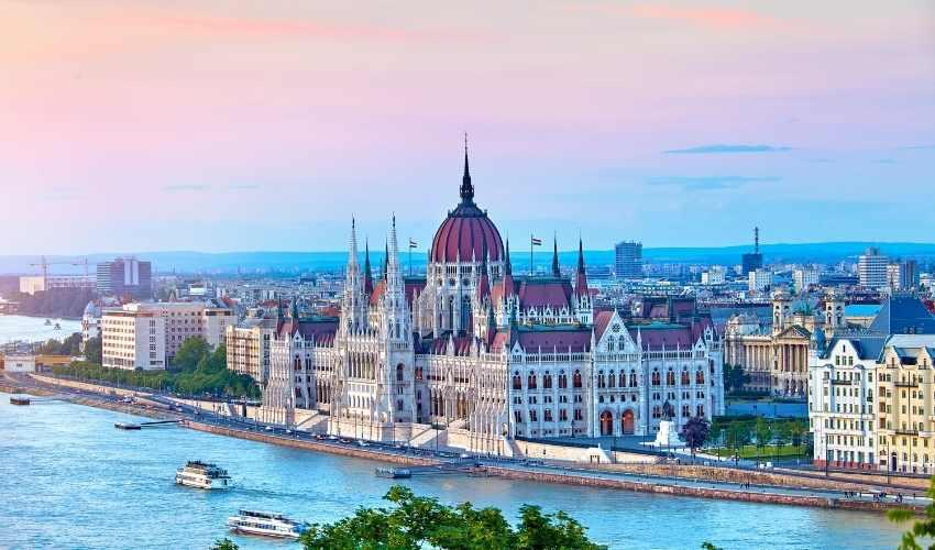 EUROCIUDADES BUDAPEST