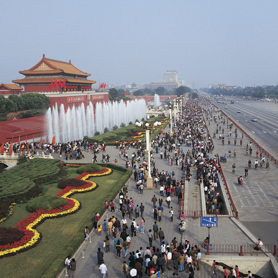 CHINA Y EL TIBET
