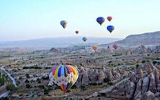 GRECIA CON TOURS, TURQUÍA Y DUBÁI